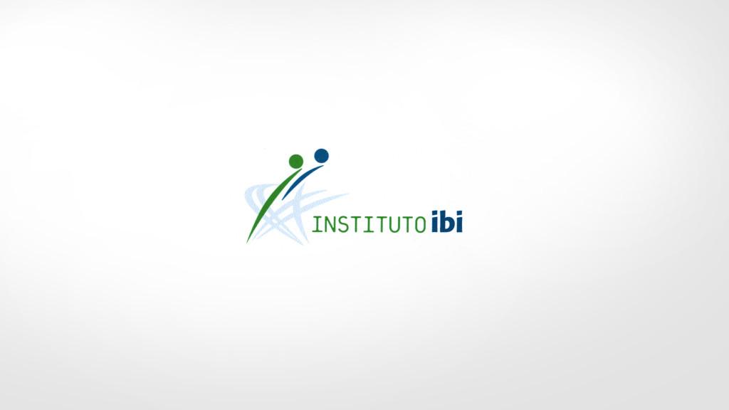 Criação de marca Instituto ibi
